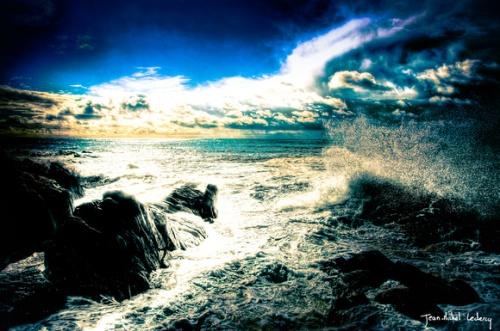 Surreal Ocean