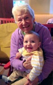 Nanny with Neville