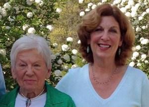 Mom and Pamela