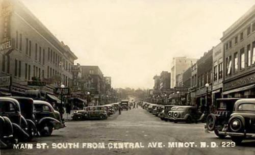 historic main street from central ave