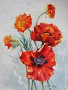 Artwork by Judy Bell