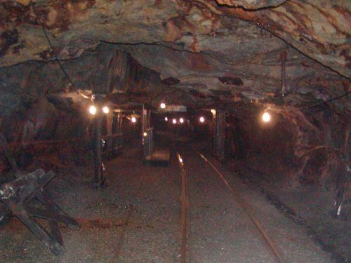 Into the No. 9 Mine