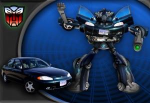 My Transformer